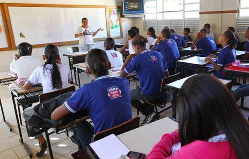 Matrícula na rede estadual de ensino registra mais de 220 mil inscrições