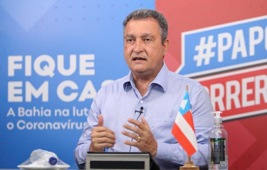 [Rui Costa entrega obra de reforma e ampliação de hospital em Dias d'Ávila]