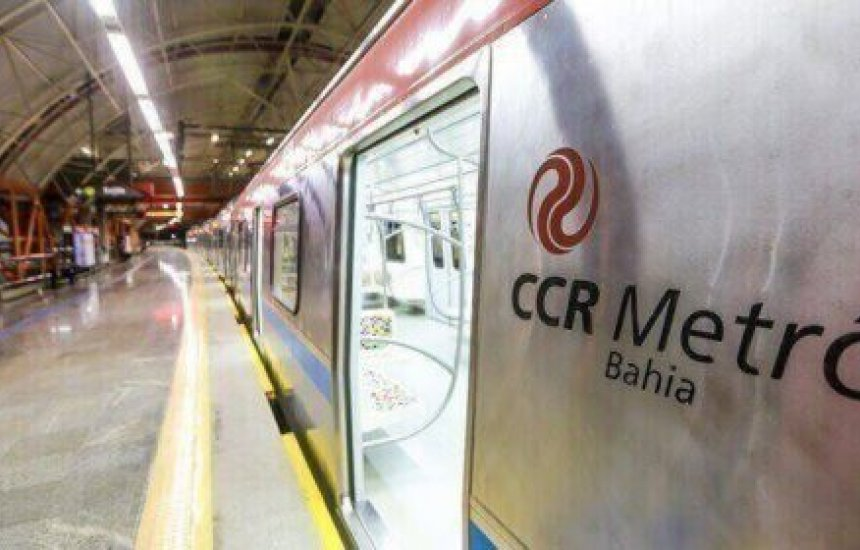 [CCR Metrô Bahia abre duas vagas de emprego na área de manutenção]