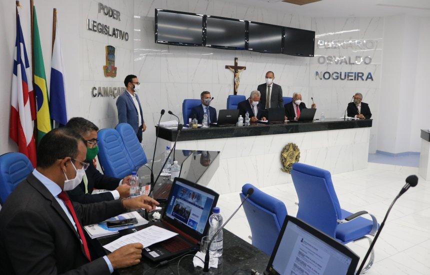 [Solicitação de ampliação da cobertura da polícia técnica em Camaçari está entre as indicações da Câmara]