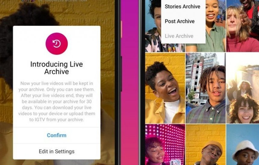 Instagram libera lives com até quatro horas de duração; veja novidades