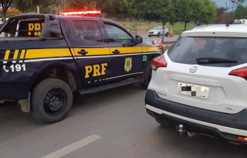 [Homem é preso na Bahia após alugar carro há mais de 2 anos e não devolver o veículo]