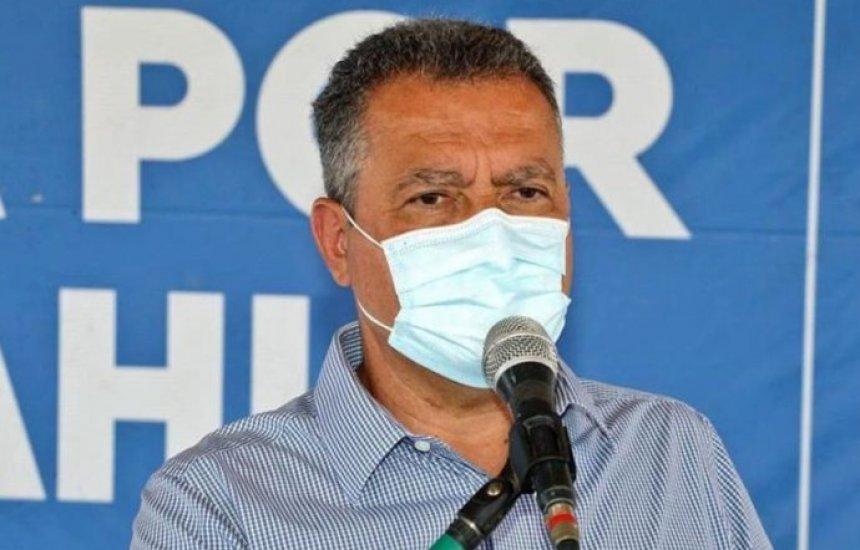 [Rui afirma que vacinação contra a Covid-19 na Bahia deve começar no início de 2021: