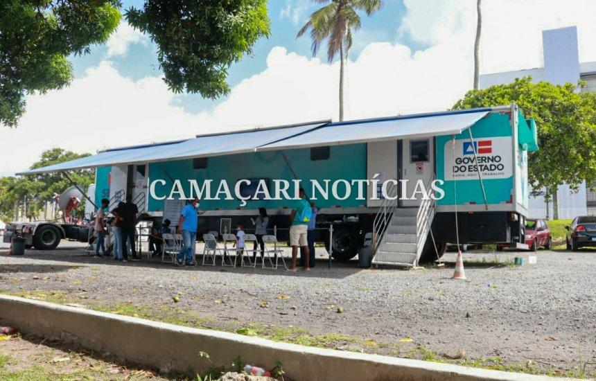 [SAC Móvel atende moradores de Camaçari até esta sexta-feira (29)]