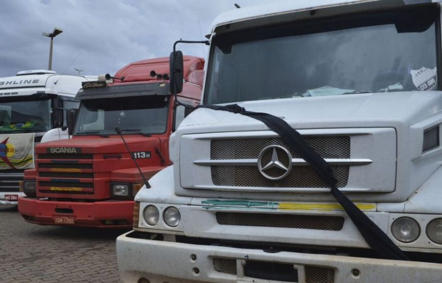"""Líder caminhoneiro confirma paralisação dia 1º de fevereiro: """"Não recebemos resposta do governo"""""""