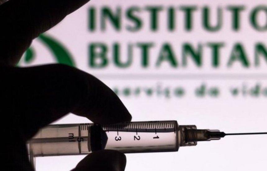 Butantan deve receber 5,4 mil litros de insumo da vacina CoronaVac no dia 3 de fevereiro
