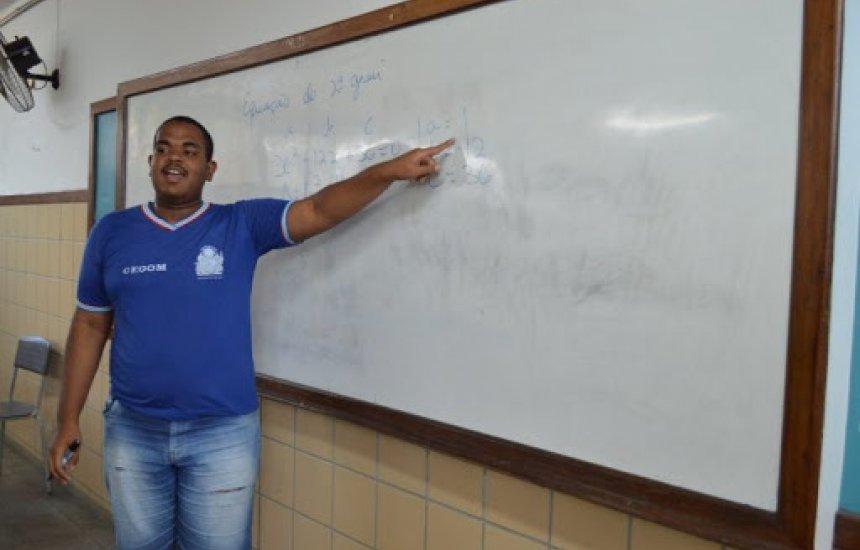 [Bahia abre seleção para 52 mil monitores do programa Mais Estudo]